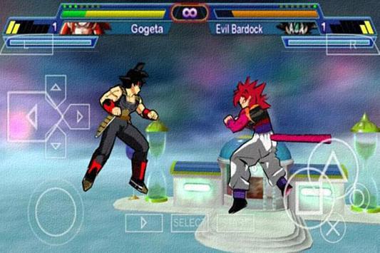 Dragon ball z shin budokai android game apk | Download