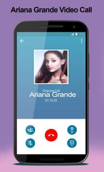 Video Call From Ariana Grande 🌟 poster
