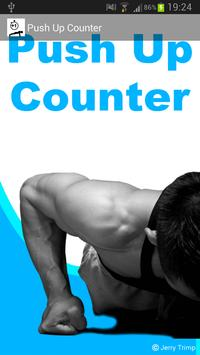 Push Up Counter poster
