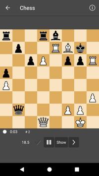 تحدي العالم الشطرنج screenshot 4