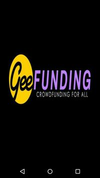 Gee Funding poster