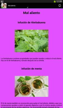 Remedios Caseros screenshot 9