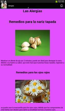 Remedios Caseros screenshot 1