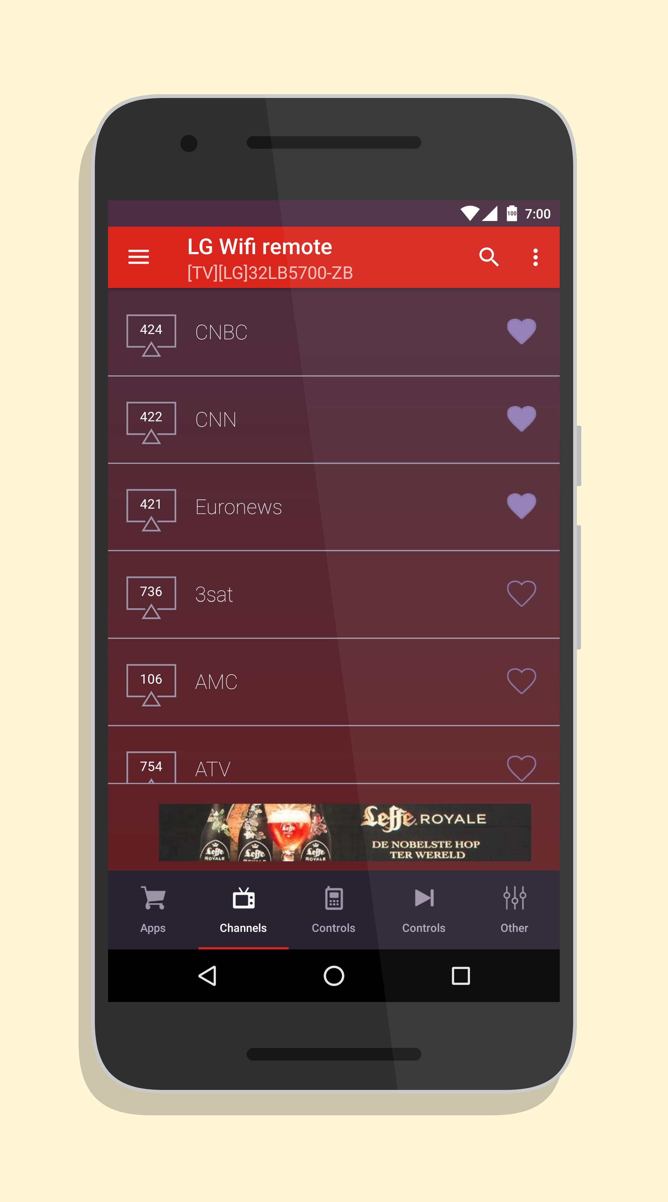 Smart TV Remote PRO for LG for Android - APK Download