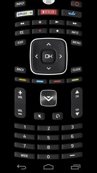 Remote Control for Vizio TV screenshot 2