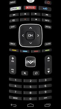 Remote Control for Vizio TV screenshot 2