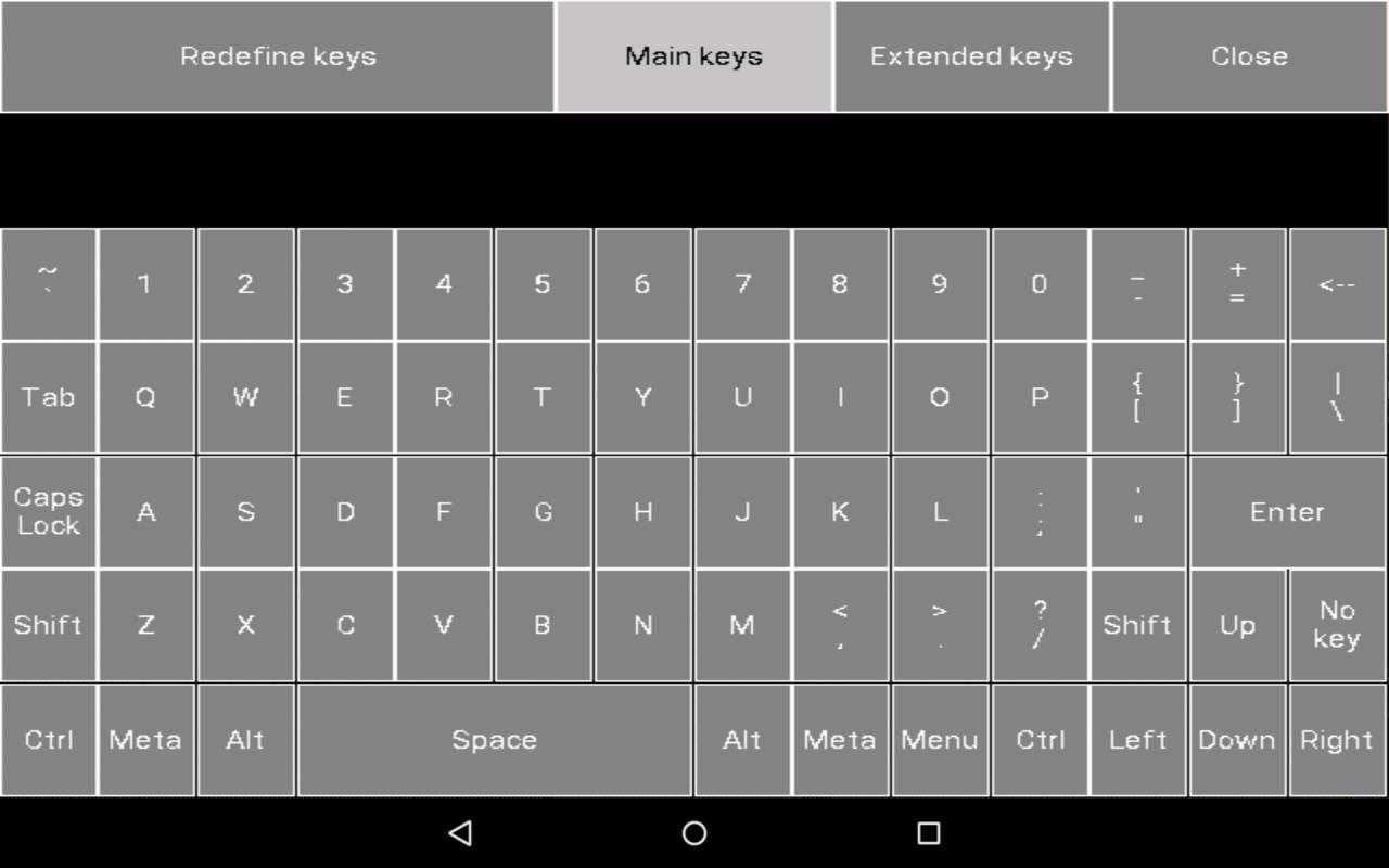 USB Keyboard for Android - APK Download
