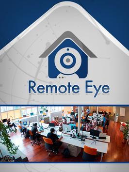 Remote Eye poster