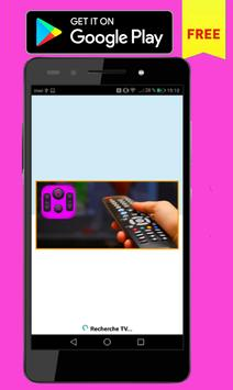 Remote for samsung TV poster