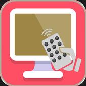 Master TV Remote Control icon