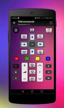 Master TV Remote Control screenshot 1