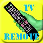 Remote control for Toshiba TV icon