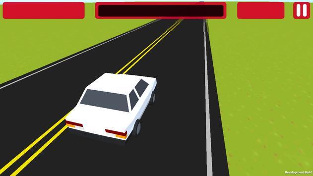 TrafficRacing (Testing Ver.) poster