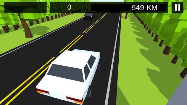 TrafficRacing (Testing Ver.) screenshot 3