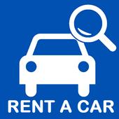 Car Rental 🚗 🚘🚙🚐 RentalCars24h APP icon