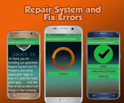 Repair system and Fix errors pro app 2018 screenshot 8
