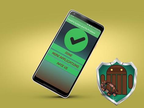 Repair system and Fix errors pro app 2018 screenshot 1