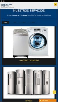 Reparacion de lavadoras screenshot 2