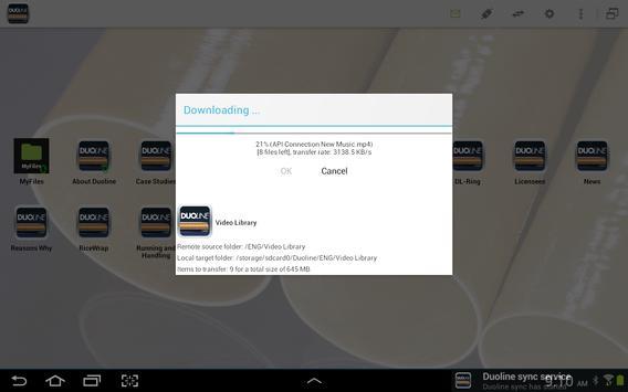 Duoline apk screenshot