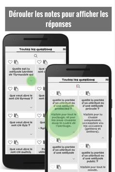 Prépare ton entretien Java | Questions Réponses screenshot 4