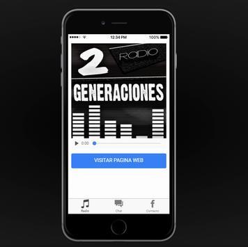 2 Generaciones poster