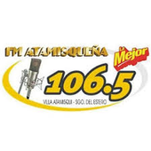 FM ATAMISQUEÑA 106.5 icon