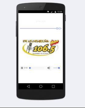 FM ATAMISQUEÑA 106.5 screenshot 1