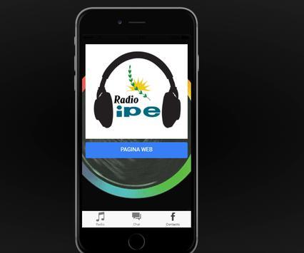 Radio IPE screenshot 1