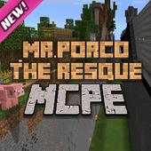 Mr.Porco: The Rescue MCPE map icon