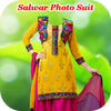 Salwar Suit Photo Suit simgesi