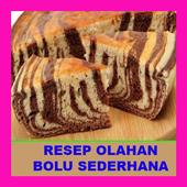 RESEP OLAHAN BOLU SEDERHANA icon