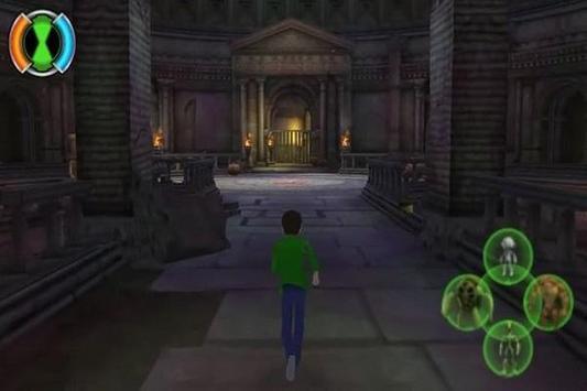 Trick Ben 10 Ultimate Alien screenshot 3