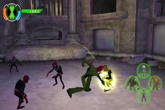 Trick Ben 10 Ultimate Alien screenshot 1