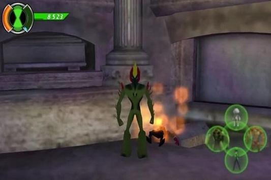 Trick Ben 10 Ultimate Alien screenshot 2