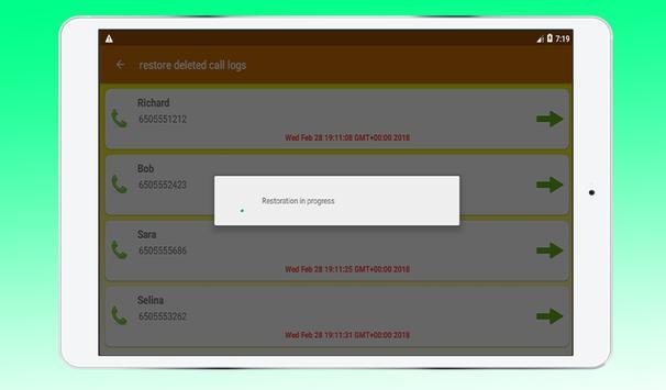 восстановить удаленные вызовы скриншот 7