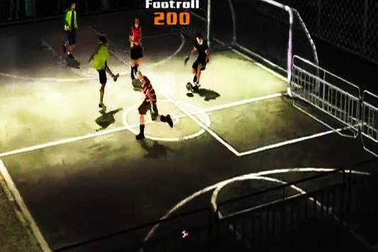Cheats FIFA Stret 2 screenshot 2