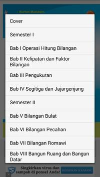 Buku Matematika 4 SD apk screenshot