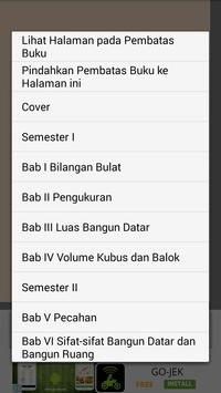 Buku Matematika 5 SD apk screenshot