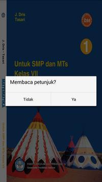 Buku Matematika 7 SMP screenshot 1