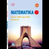Buku Matematika 9 SMP icon