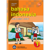 Buku Bahasa Indonesia 1 SD icon
