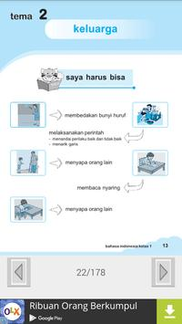 Buku Bahasa Indonesia 1 SD screenshot 5