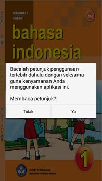 Buku Bahasa Indonesia 1 SD screenshot 1