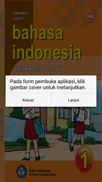 Buku Bahasa Indonesia 1 SD screenshot 2