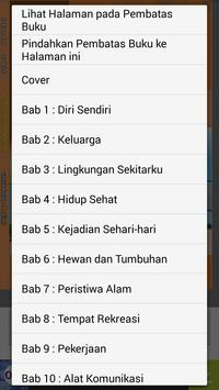 Buku Bahasa Indonesia 1 SD screenshot 3