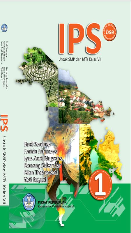 Download buku ips kelas 7