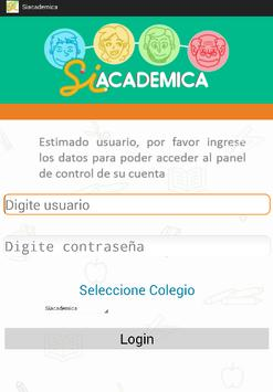 Siacademica screenshot 8