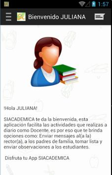 Siacademica screenshot 3