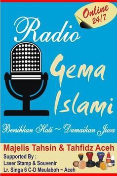 Radio Gema Islami screenshot 3
