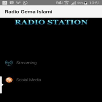 Radio Gema Islami screenshot 2